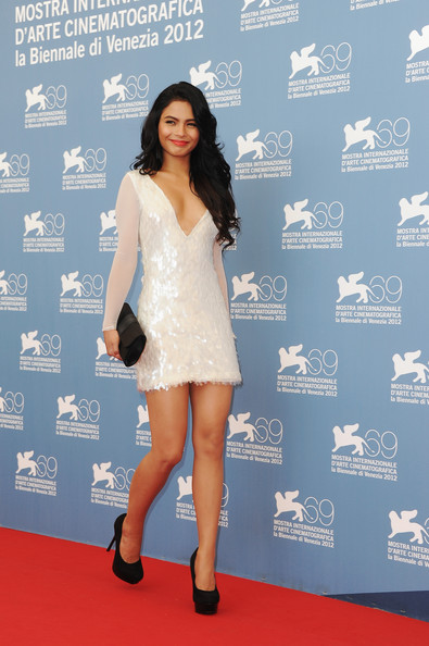 "Lovi Poe - ""Thy Womb"" Photocall - 69th Venice Film Festival"