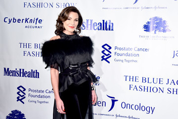 LuAnn de Lesseps The 3rd Annual Blue Jacket Fashion Show Benefitting The Prostate Cancer Foundation - Inside