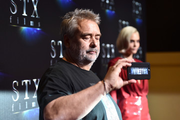 Luc Besson CinemaCon 2017 - The State of the Industry: Past, Present and Future and STXfilms Presentation