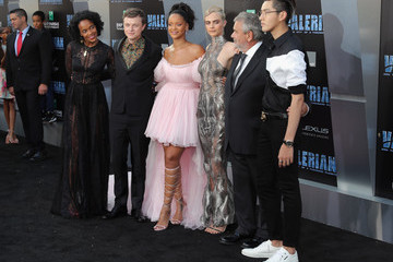 Luc Besson Premiere of EuropaCorp and STX Entertainment's 'Valerian and the City of a Thousand Planets'- Arrivals