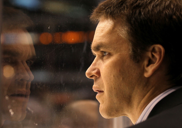 Luc Robitaille - Phoenix Coyotes v Los Angeles Kings