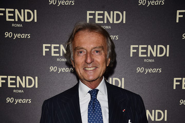 Luca Cordero Di Montezemolo Fendi Roma 90 Years Anniversary - Welcome Cocktail