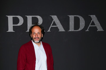 Luca Guadagnino Prada - Front Row - Milan Men's Fashion Week SS17