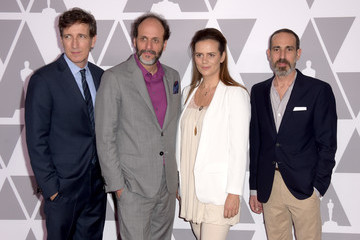 Luca Guadagnino Peter Spears 90th Annual Academy Awards Nominee Luncheon - Arrivals