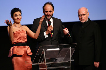 Luca Guadagnino Official Award Ceremony - The 8th Rome Film Festival