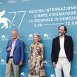 "Luca Guadagnino ""Salvatore - Shoemaker Of Dreams"" Photocall - The 77th Venice Film Festival"