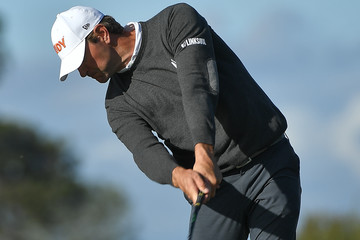 Lucas Glover Farmers Insurance Open - Round One