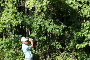 Lucas Glover Zurich Classic Of New Orleans - Round Two
