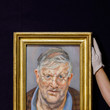 Lucian Freud Sotheby's Modern British, Impressionist, Modern, and Contemporary Art Exhibition