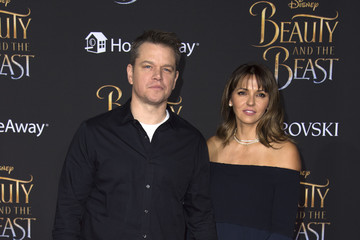 Luciana Damon Premiere Of Disney's 'Beauty And The Beast' - Arrivals