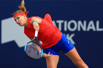 Lucie Safarova Rogers Cup Presented by National Bank - Day 7