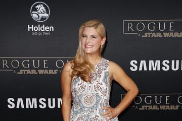 Lucy Durack 'Rogue One: A Star Wars Story' Australian Premiere