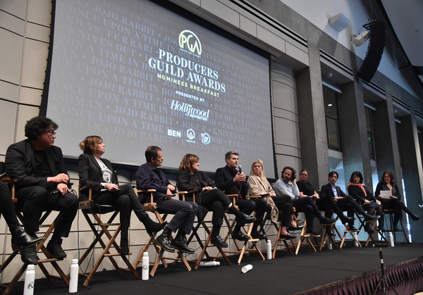 31st Annual Producers Guild Awards Nominees Breakfast