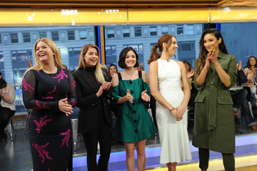"""Lucy Hale Shay Mitchell ABC's """"Good Morning America"""" - 2017"""