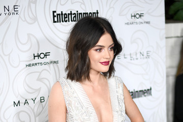 Lucy Hale Entertainment Weekly Celebrates the SAG Award Nominees at Chateau MarmontSsponsored by Maybelline New York - Arrivals