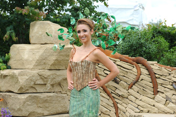 Lucy Jo Hudson RHS Hampton Court Flower Show - Launch