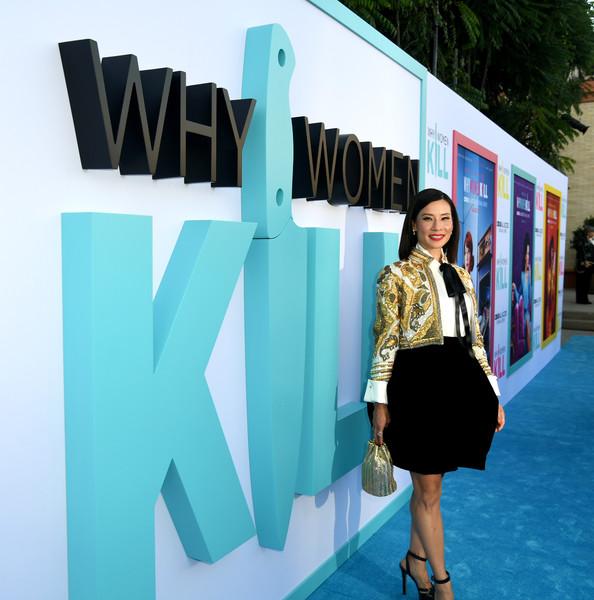 L.A. Premiere Of CBS All Access' 'Why Women Kill' - Red Carpet