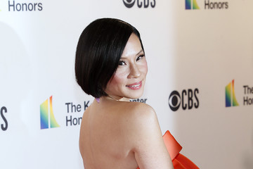 Lucy Liu 42nd Annual Kennedy Center Honors