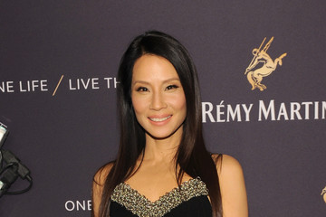 Lucy Liu Remy Martin and Jeremy Renner Present One Life/Live Them - Arrivals