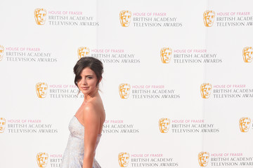 Lucy Mecklenburgh House of Fraser British Academy Television Awards 2016 - Red Carpet Arrivals