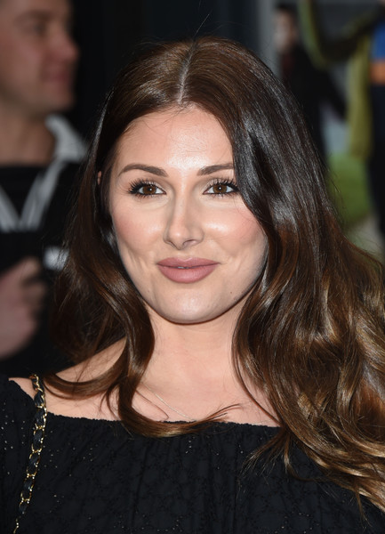 Gala Screening of 'Kicking Off' - Photocall [hair,face,hairstyle,eyebrow,brown hair,lip,long hair,beauty,blond,chin,lucy pinder,photocall,london,united kingdom,gala screening,kicking off,gala screening]