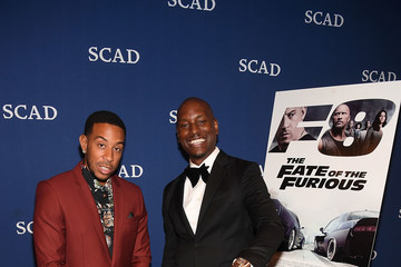 Ludacris Tyrese Gibson 'The Fate of the Furious' Atlanta Red Carpet Screening and After Party Hosted by Ludacris