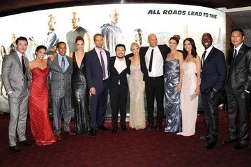 Ludacris Tyrese Gibson 'Fast & Furious 6' Premieres in London 3