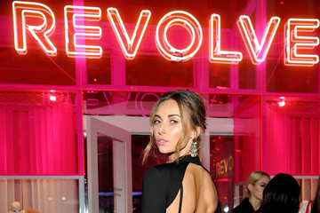 Ludi Delfino REVOLVE Pop-Up Launch Party