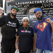 Luenell The Laugh Factory Commemorates The Anniversary Of George Floyd's Death