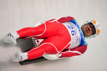 Yong Lee Luge - Day 2