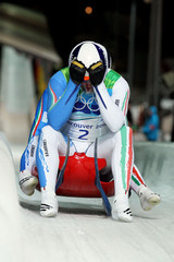 Patrick Gruber Luge - Day 6