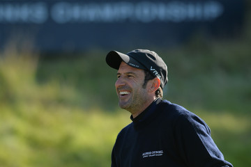 Luis Figo Alfred Dunhill Links Championship - Day Three