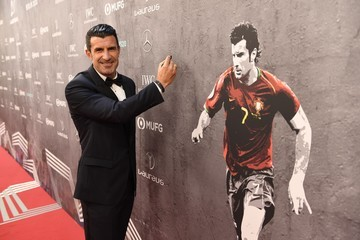 Luis Figo Red Carpet - 2020 Laureus World Sports Awards - Berlin