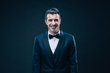 Luis Figo Portraits - 2020 Laureus World Sports Awards - Berlin