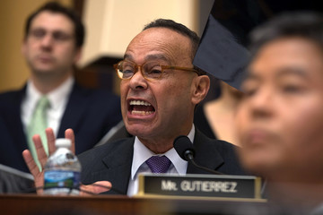 Luis Gutierrez Attorney General Jeff Sessions Testifies To House Judiciary Committee On Oversight At The Justice Department