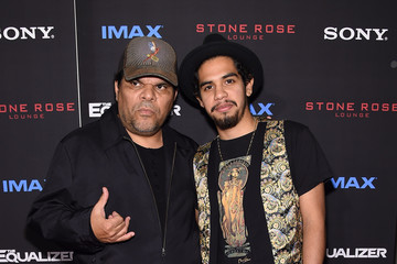 Luis Guzman 'The Equalizer' Premieres in NYC
