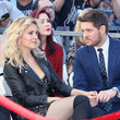 Luisana Lopilato Michael Buble Honored With Star On The Hollywood Walk Of Fame