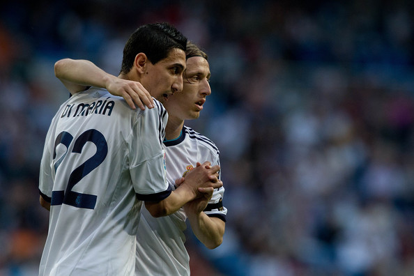 How Luka Modric and Angel Di Maria can shine in Real Madrids 4 2 3 1 [Tactical video]