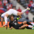 Luka Modric European Best Pictures Of The Day - June 19