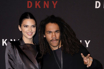 Luka Sabbat DKNY Turns 30 With Special Live Performances By Halsey And The Martinez Brothers - Red Carpet