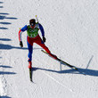 Lukas Bauer Cross-Country Skiing - Winter Olympics Day 9
