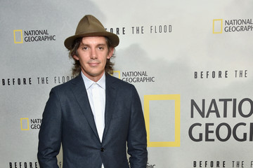 "Lukas Haas National Geographic Channel ""Before the Flood"" Screening"