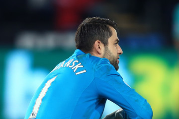 Lukasz Fabianski Swansea City v AFC Bournemouth - Premier League