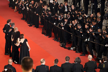 Lukasz Zal 'Cold War (Zimna Wojna)' Red Carpet Arrivals - The 71st Annual Cannes Film Festival
