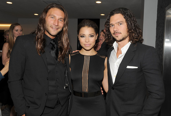 Luke Arnold Pictures - 'Black Sails' Premieres in ...