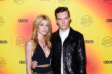 Luke Baines ASOS Celebrates Partnership With Life Is Beautiful At No Name In Hollywood