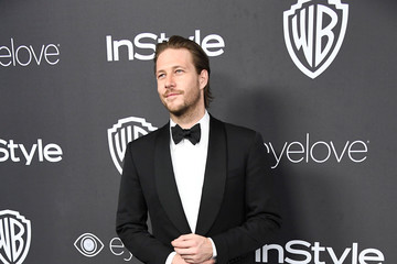 Luke Bracey Warner Bros. Pictures and InStyle Host 18th Annual Post-Golden Globes Party - Arrivals