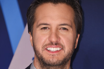 Luke Bryan The 51st Annual CMA Awards - Arrivals