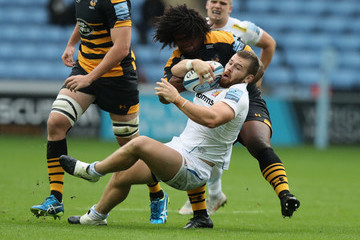 Luke Cowan-Dickie Wasps vs. Exeter Chiefs - Gallagher Premiership Rugby