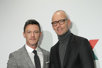 Luke Evans EAMES Celebration by HUGO BOSS and Vitra Design Museum